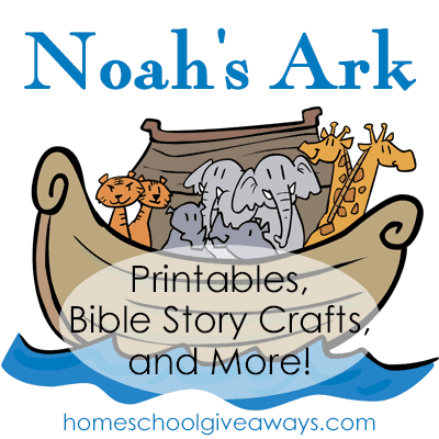 Noah\'s Ark Printables, Bible Story Crafts and More ...