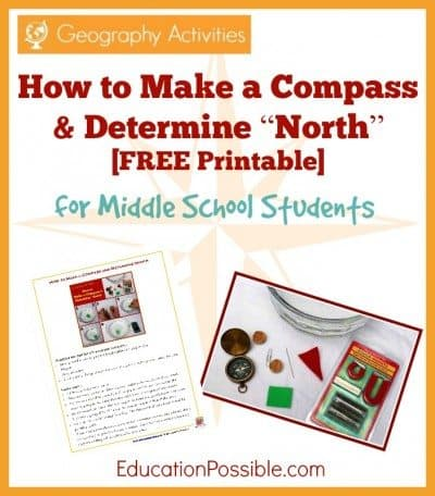 How-to-Make-a-Compass-Determine-North