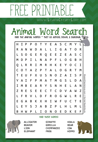 animalwordsearch