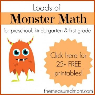 Monster-Math-for-preschool-kindergarten-and-first-grade-the-measured-mom-590x590