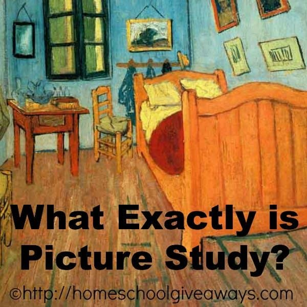 What exactly is picture study and why should you care? How can you implement Picture Study in your #Homeschool? Definitions, Resources, Methods.