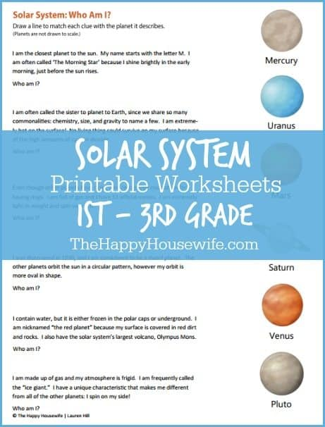 Solar_System_Worksheets