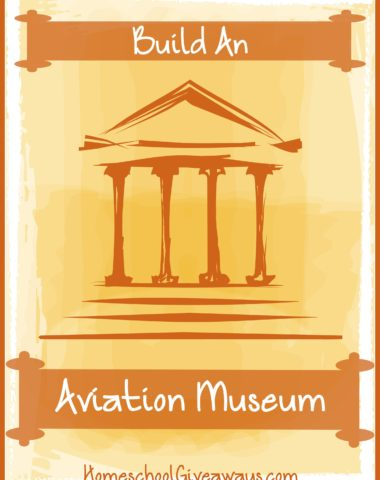Aviation History Timeline-Build an Avitaion Museum Printable Pack