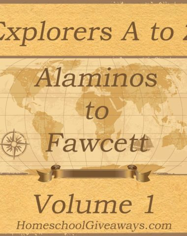 Explorers A to Z Volume 1 Alaminos to Fawcett