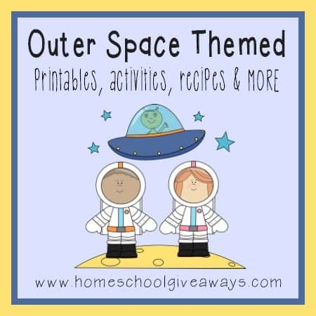 Have fun studying our Solar System and Outer Space with these {free} printables, fun activities & crafts, recipes and MORE!!