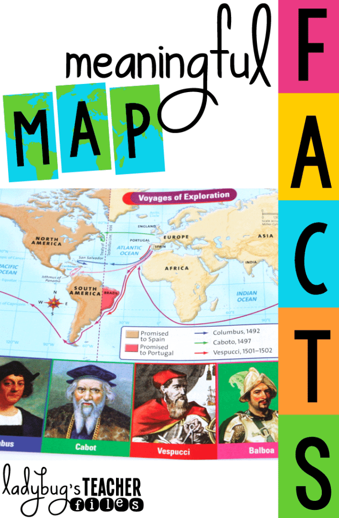 meaningful map facts