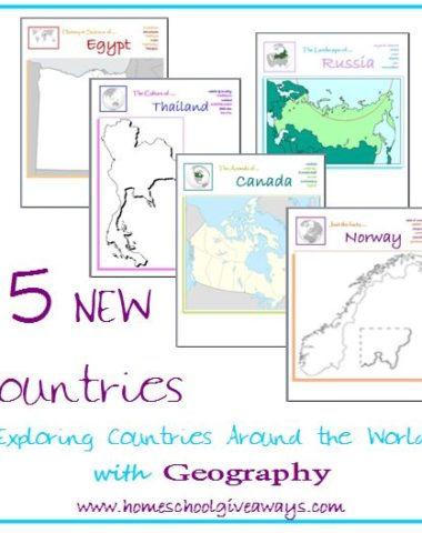 geography maps exploring countries by sprouting tadpoles.com