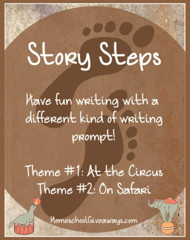 Writing Prompts for Kids-Story Steps