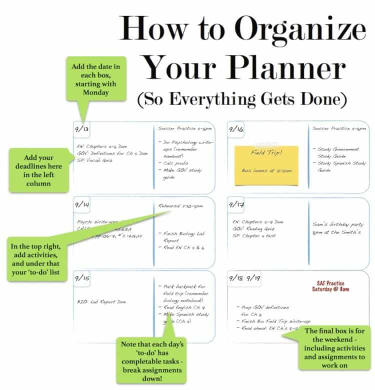 FREE High School Planner  www.homeschoolgiveaways.com Grab your free planner and learn how to organize it!