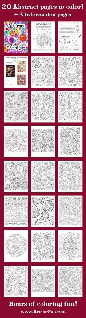 printable-abstract-coloring-pages