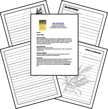 Sign of the Beaver Printables www.homeschoolgiveaways.com Is your student reading Sign of the Beaver? Grab these free printables to enhance your studies!