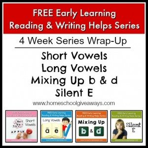 Early Learning Wrap up