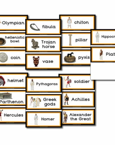Ancient Greeks ~ FREE History Resources www.homeschoolgiveaways.com Grab these free resources to teach about the Ancient Greeks!