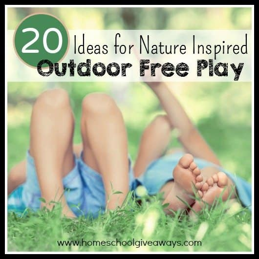 Outdoor Free Play