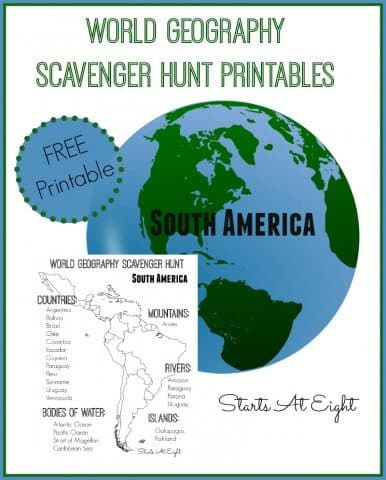 World-Geography-Scavenger-Hunt-Printables-South-America-color-386x480
