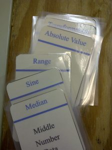 FREE Algebra Taboo Cards ~ Printable www.homeschoolgiveaways.com Grab these FREE cards to practice Algebra vocabulary!