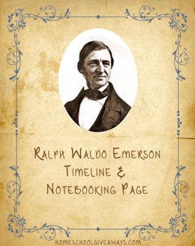 American Authors Emerson Notebooking