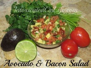 Avocado-and-Bacon-Salad