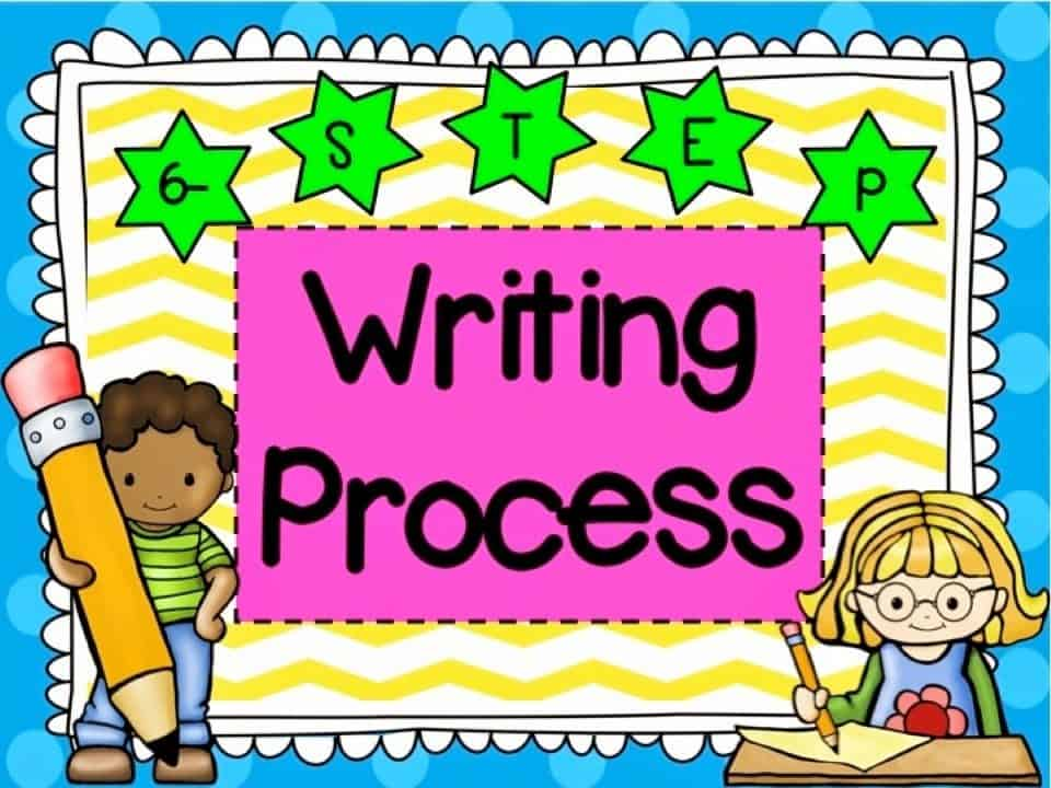 FREE Writing Process Mini Lesson www.homeschoolgiveaways.com help your upper elementary children get a grasp on great writing with this mini writing lesson!