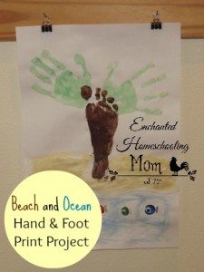 Beach-and-Ocean-Hand-and-Foot-Print-Project