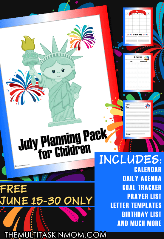 July-Childrens-Planning-Pack-Freebie