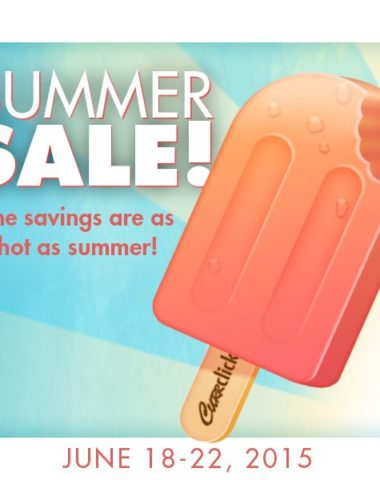 Curr Click Summer Sale