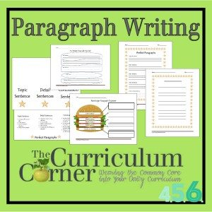 FREE Paragraph Writing Printables www.homeschoolgiveaways.com Teach your children how to write paragraphs with these free printables!