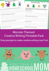 Monster-Themed-Creative-Writing-Printable-Pack-208x300