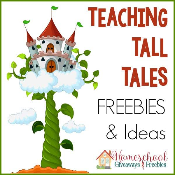 This is a photo of Monster Printable Tall Tales