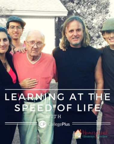 Learning at the Speed of Life with College Plus