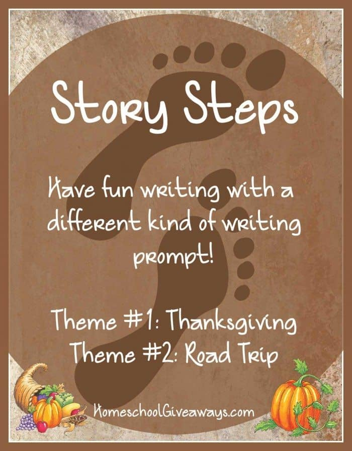 Story Steps Thanksgiving and Road Trip