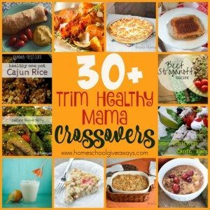 If you're looking to maintain weight or encourage weight gain - as in children - while you stick to the THM lifestyle, try these delicious Crossovers! :: www.homeschoolgiveaways.com