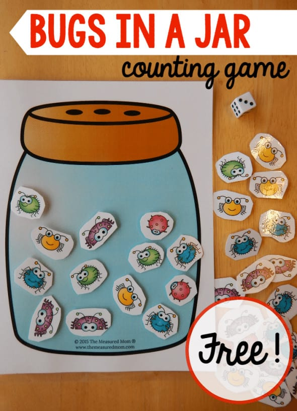 bugs-in-a-jar-counting-game-for-preschool-590x817