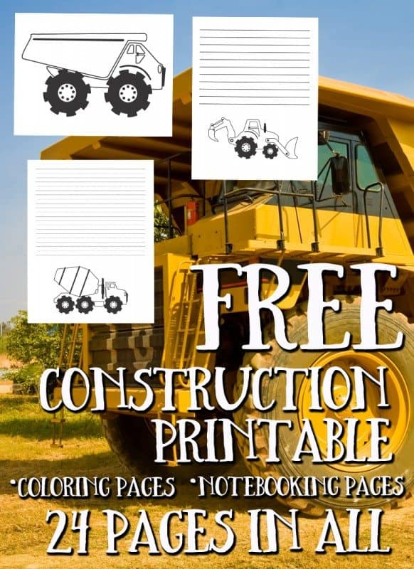 Construction-Truck-Printable-Pack-582x800