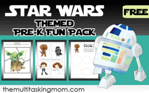 Get ready for Star Wars Day, May 4th, with this HUGE list of resources! Party in style and have fun learning too! :: www.homeschoolgiveaways.com