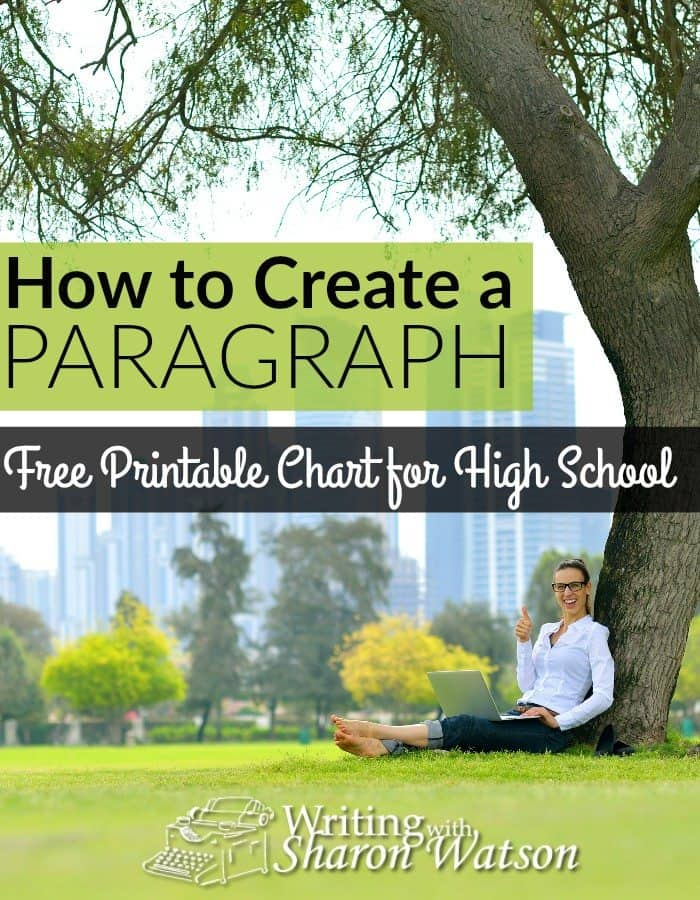 How-to-Create-a-Paragraph-Free-Printable-Chart-for-High-School