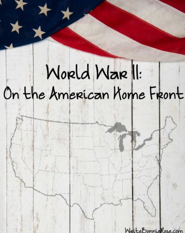 World War II On the American Home Front