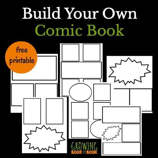 build-your-own-comic-book