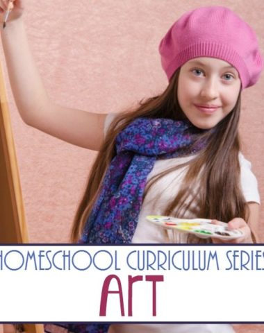 Art is one of those subjects that makes many people run! But, have no fear...these curriculum choices will make it FUN and easy! :: www.homeschoolgiveaways.com