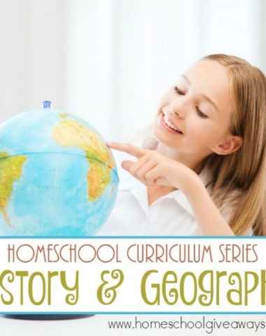 If you're looking for some great History and Geography curriculum, check out some of our favorites! :: www.homeschoolgiveaways.com