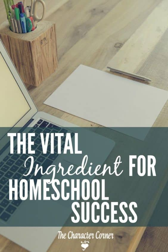 ingredientforhomeschoolsuccess