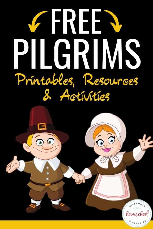 pilgrim cartoon characters with text free pilgrims printables, resources, and activities