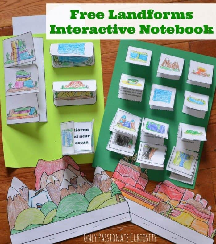 Free-Landforms-Interactive-Notebook
