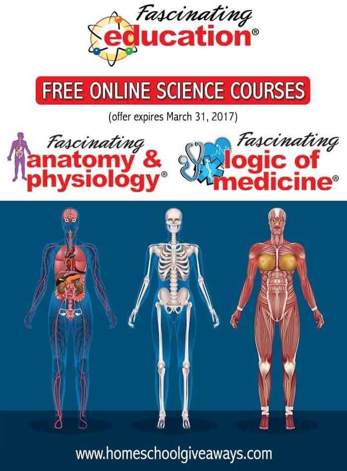 free anatomy and physiology online course