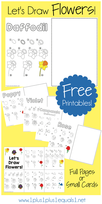 Lets-Draw-Flowers-Free-Printables