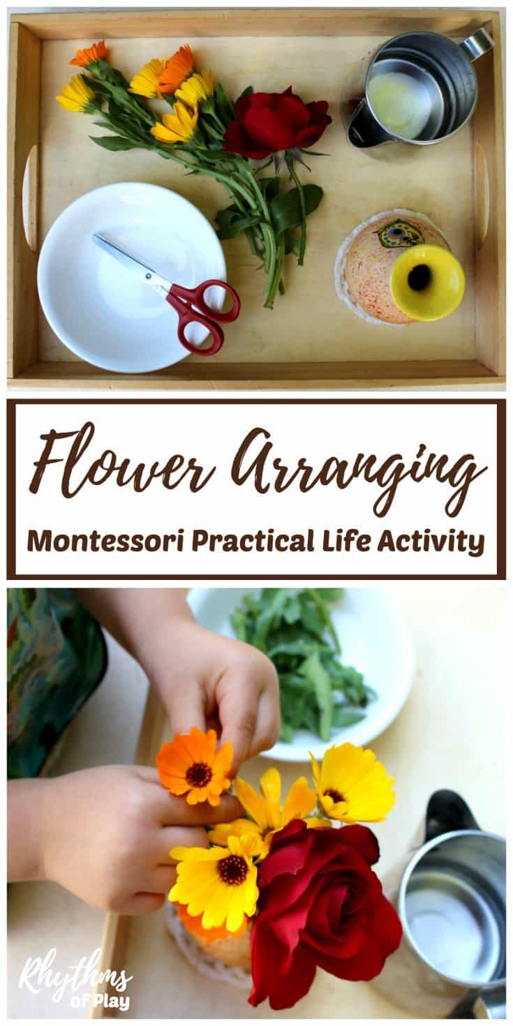Flower-Arranging-Montessori-Practical-Life-Activity-Pin4