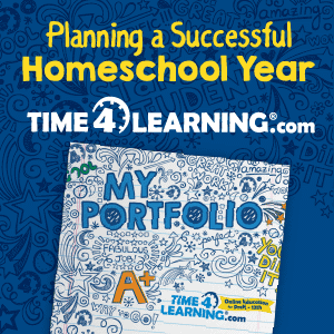 Tame the Homeschool Chaos with a Portfolio and Organization_Packet