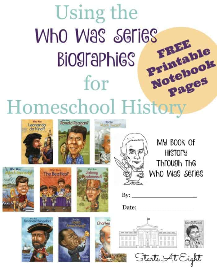 Using-the-Who-Was-Series-Biographies-for-Homeschool-History