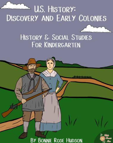 FREE US History: Discovery and Early Colonies 9-Week Study