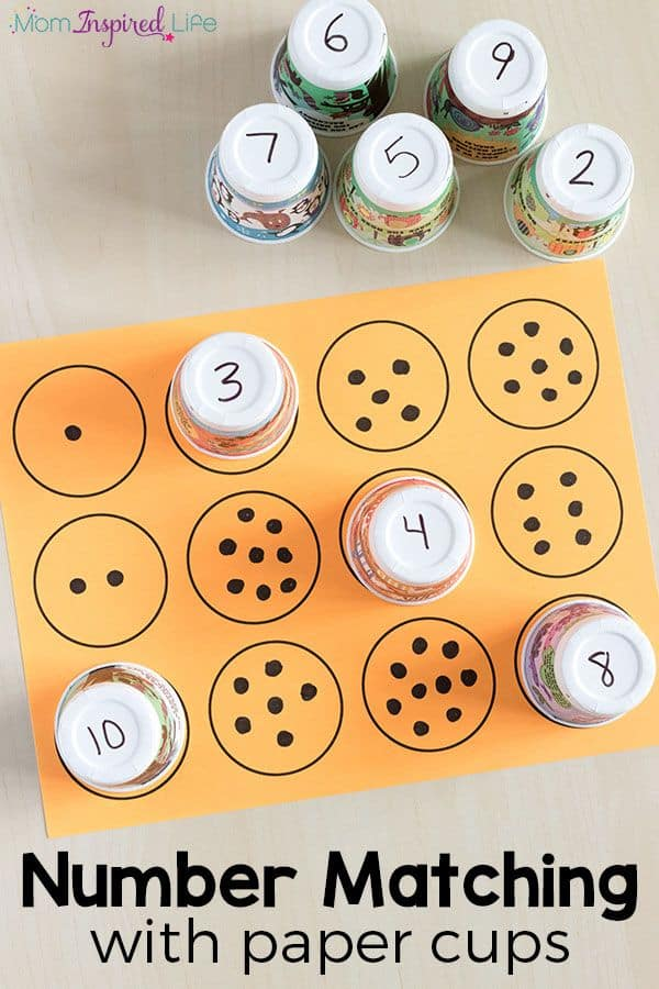 Counting-and-Number-Matching-with-Paper-Cups-Pin